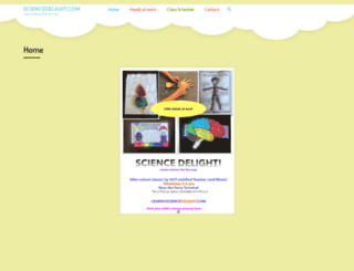 sciencedelight.com screenshot
