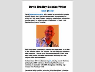 sciencetext.com screenshot
