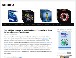 scientia1.wordpress.com screenshot
