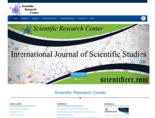 scientificrc.com screenshot