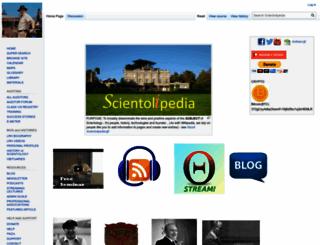 scientolipedia.org screenshot