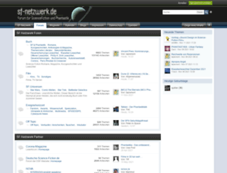 scifinet.org screenshot