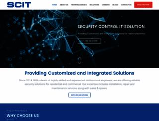 scitsolution.com screenshot