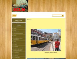 sclm.eu screenshot