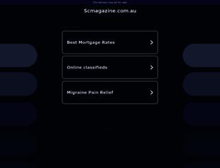 scmagazine.com.au screenshot