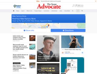sconeadvocate.com.au screenshot