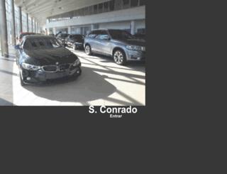 sconrado.pt screenshot