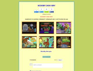 scoobydoogry.com.pl screenshot