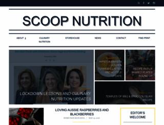 scoopnutrition.com screenshot