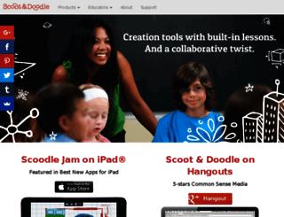 scootdoodle.com screenshot