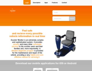 scootermonitor.com screenshot