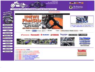 scootworks.com screenshot