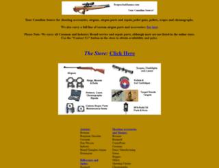 scopesandammo.com screenshot