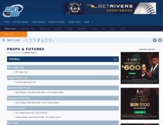 scoresandodds.tekgroup.com screenshot