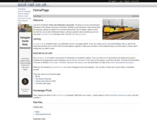 scot-rail.co.uk screenshot