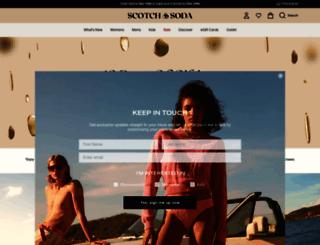 scotch-soda.com.au screenshot