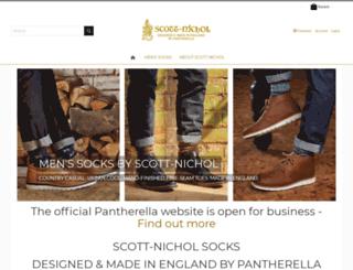 scott-nichol.com screenshot