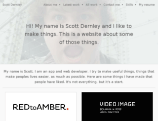scottdidit.co.uk screenshot
