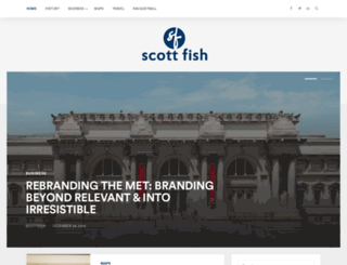 scottfish.com screenshot