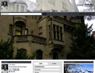 scottmaizlish.com screenshot