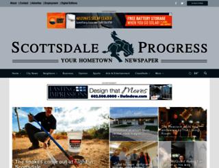 scottsdale.org screenshot