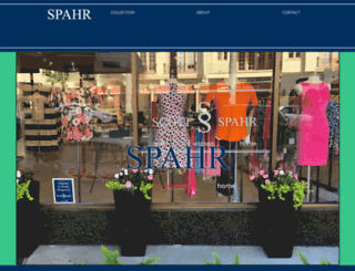 scottspahr.com screenshot