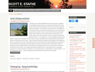scottstafne.com screenshot