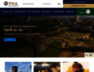 scpga.com screenshot