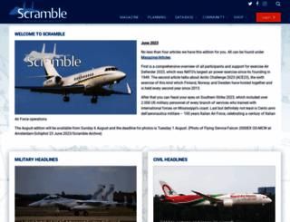 scramble.nl screenshot