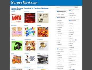 scrapsyard.com screenshot
