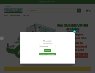 scrapyland.com screenshot