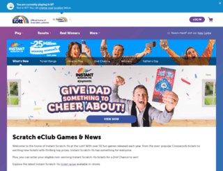 scratcheclub.com screenshot
