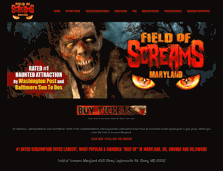 screamcity.com screenshot