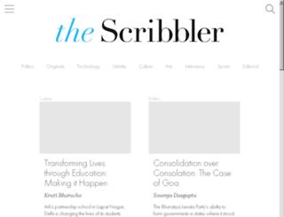 scribbler.co screenshot