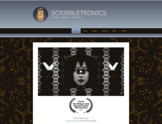 scribbletronics.com screenshot