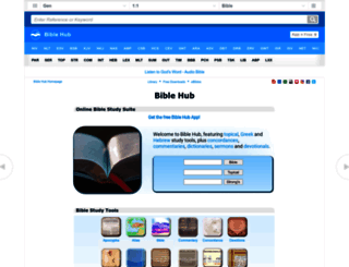 scripturetext.com screenshot