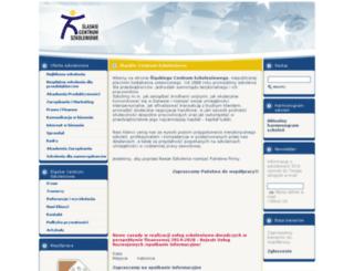 scs.garr.pl screenshot