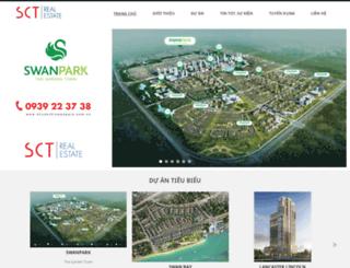 sct.com.vn screenshot