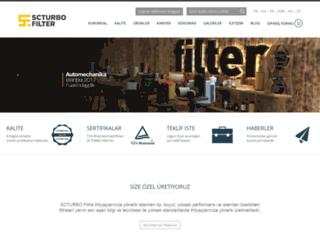 scturbofiltre.com screenshot