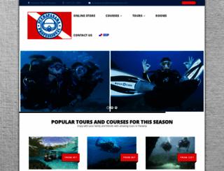 scubapanama.com screenshot