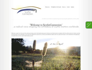 scytheconnection.com screenshot
