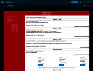 sd1.livejournal.com screenshot