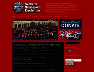 sd61gop.org screenshot