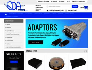 sdatrading.com screenshot