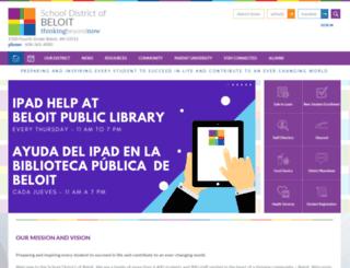 sdb.schoolwires.net screenshot