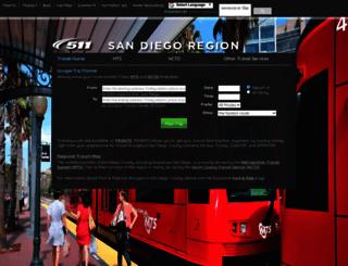 sdcommute.com screenshot