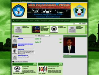sdnpajarakanpetir.blogspot.com screenshot