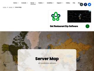sdrspace.com screenshot