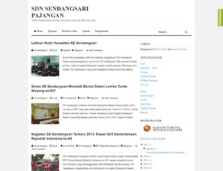 sdsendangsari.blogspot.com screenshot