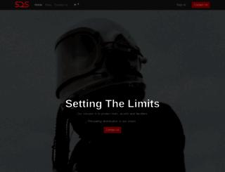 sdsqatar.com screenshot